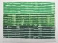 Bloktryk 2. på Japanpapir. 30x30 cm. 2014